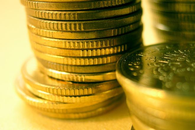 Gull penger
