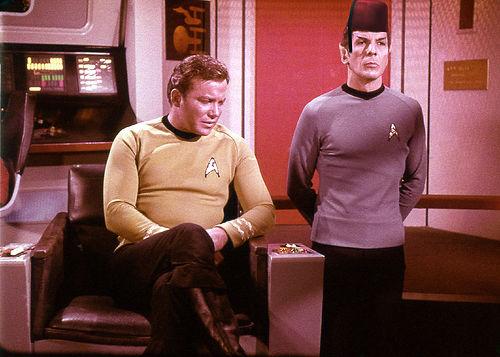 Spock fra star trek